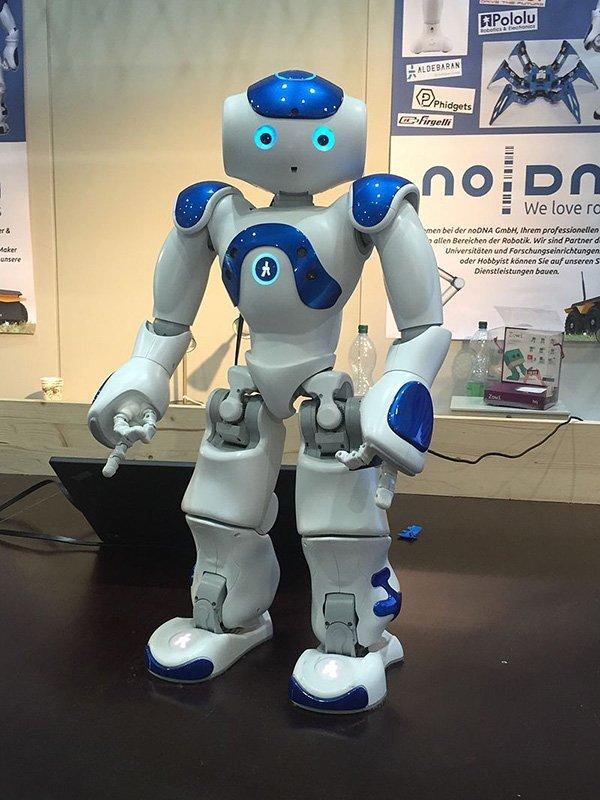 NAO qué es un robot