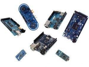 Arduino Family Placas asignatura tecnología