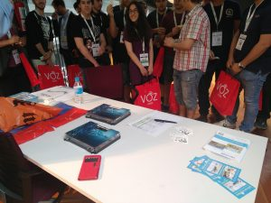 Sorteo en OpenExpo 2017