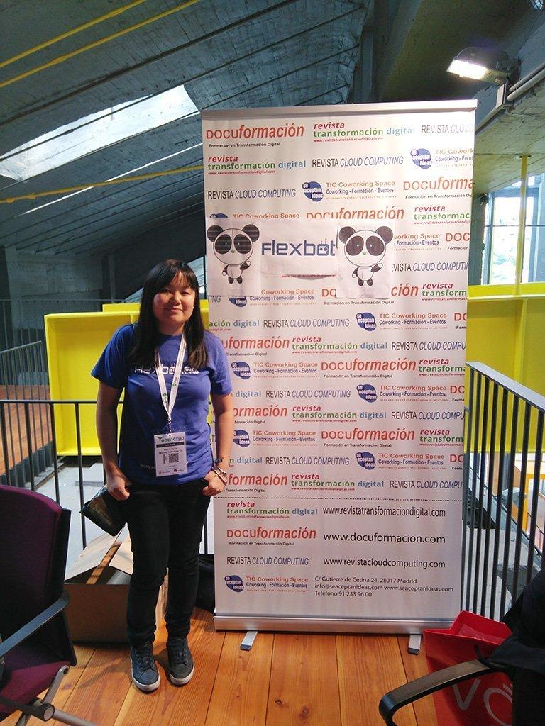 Participación en OpenExpo 2017