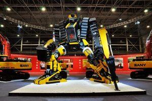 Robot cotizando en la seguridad social