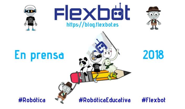 Flexbot en prensa