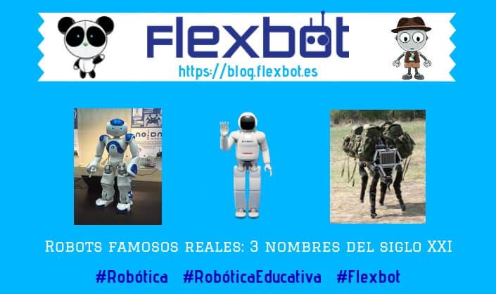 Robots famosos