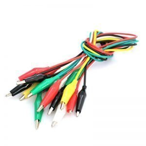 Cables cocodrilo