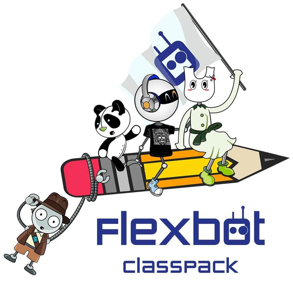 Flexbot ClassPack Primaria Básico
