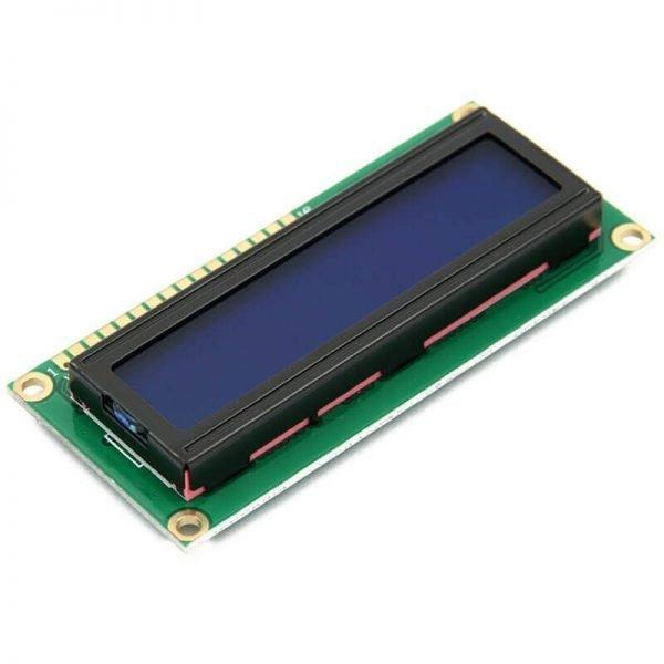 LCD sin IIC-I2C