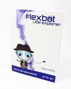 Little explorer Libro