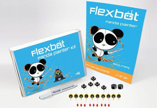 Panda Painter Kit (