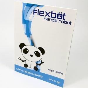 Panda robot Libro