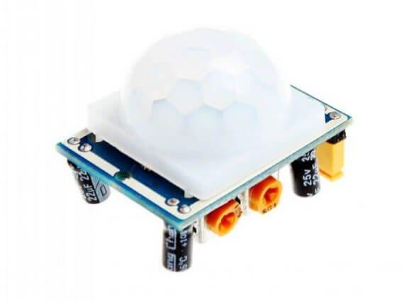 SR501 sensor piroelectricidad
