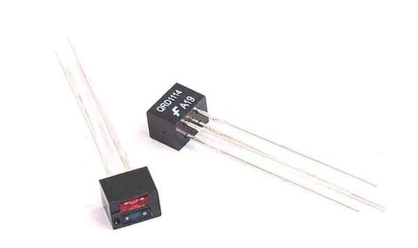 Sensor óptico QRD1114