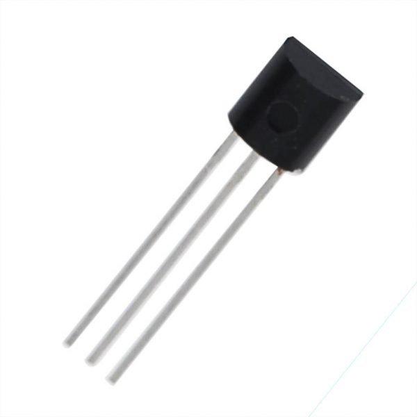 Transistor BC537