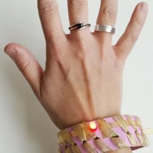 pulsera luminosa