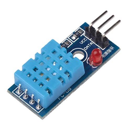 Sensor temperatura y humedad