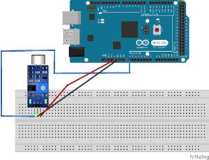 Circuito sensor de sonido