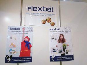 Carteles proyectos chulos con Flexbot