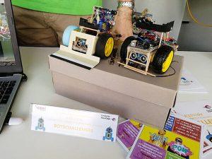 Robots Botschallenges Guadalajara
