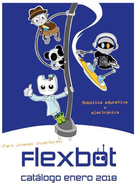 PDF Catálogo de productos Flexbot