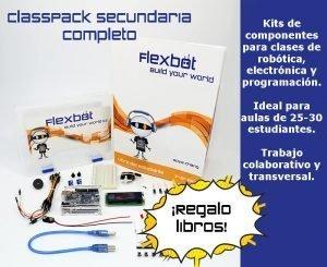 Flexbot ClassPack Secundaria Completo