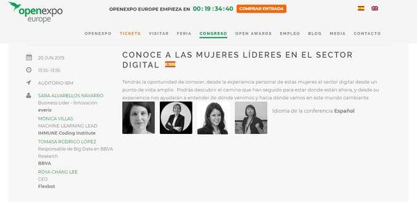 OpenExpo19-mesaRedonda