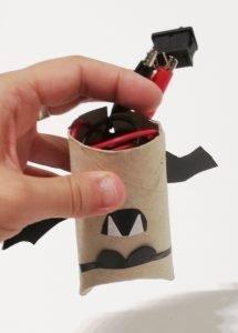Manualidades con rollos de papel higiénico