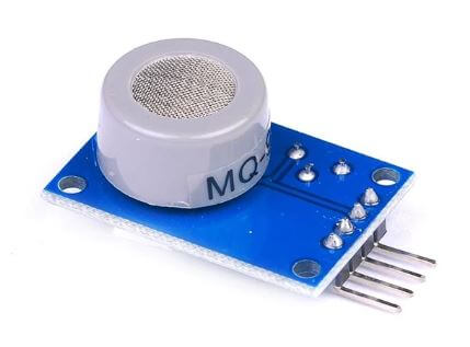 Sensor de gas MQ-9