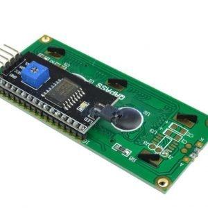 LCD (16x2) con módulo IIC I2C
