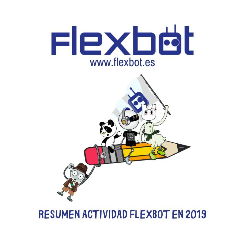 FLEXBOT actividad en 2019